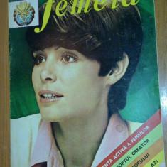 Revista femeia-mai 1974 - Revista casa