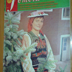 Revista femeia-decembrie 1981 - Revista casa