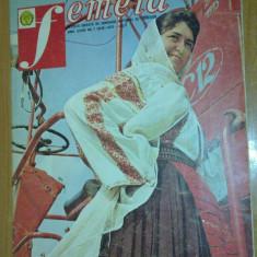 Revista femeia-iulie 1975 - Revista casa