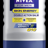 NIVEA SKIN ENERGY. BALSAM AFTER-SHAVE