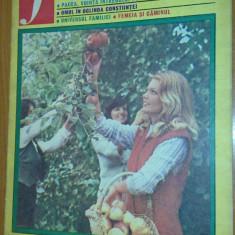Revista femeia-octombrie 1983 - Revista casa