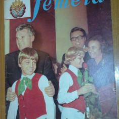 Revista femeia -ianuarie 1974 - Revista casa