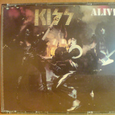 Kiss - Alive! (2 cd - live) - Muzica Rock capitol records
