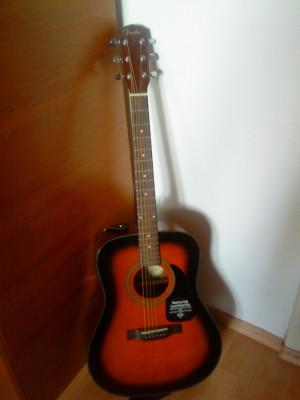 Vand Chitara Acustica Fender CE 60 Sunburst foto