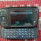 HTC TyTn II touch screen crapat - Telefon HTC, Negru, Neblocat, Single SIM, 128 MB, 2.8''