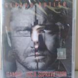 Gamer / Gamer - Jocul supravietuirii (DVD) SIGILAT (ALVio) - Film SF, Romana