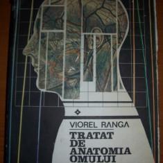 TRATAT DE ANATOMIA OMULUI , PARTEA 1.VOL 1 . ANUL 1993 .