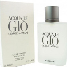 ACQUA DI GIO 100ml, Apa de toaleta, 100 ml