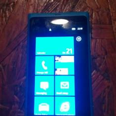 Nokia Lumia 800 - Telefon mobil Nokia Lumia 800, Albastru, Neblocat