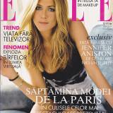 Revista Elle Mai 2009, Jennifer Aniston
