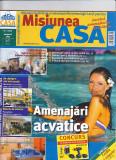 Revista Misiunea Casa, nr 6 august 2008