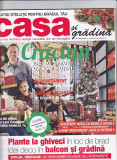 Revista Casa si gradina, decembrie 2010