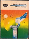 Cumpara ieftin Nichita Stanescu, Starea poeziei, 1975 editura Minerva 420 pagini