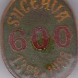 Insigna aniversara, 1388-1988 SUCEAVA 600