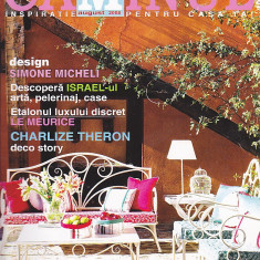 Trei reviste Caminul, martie, august si septembrie 2008 - Revista casa