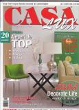 Revista Casa Lux, nr 8 August 2008