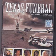 Texas Funeral (Inmormantare texana) cu Martin Sheen, Robert Patrick - Film actiune, DVD, Engleza