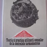 TEORIA SI PRACTICA UTILIZARII CENUSILOR DE LA CENTRALELE TERMOELECTRICE - N.I.VOINA .