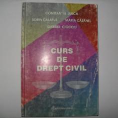 Curs de drept civil-Constantin Jurca - Carte Codul penal adnotat