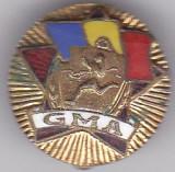 Insigna GMA