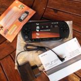 PSP SONY BLACK 1004