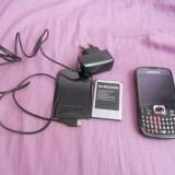 Samsung GT-B7330 - Telefon Samsung, Negru, Neblocat, 3.7'', Clasic, 3.2 MP