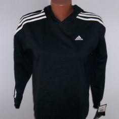 Bluza dama ADIDAS noua marime S USA - Hanorac dama Adidas, Marime: S, Culoare: Negru, Bumbac