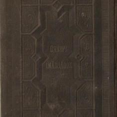 MAHZOR PESSACH - carte iudaica rugaciuni - (ebraic ebraica evrei evreii evreilor iudaism iudaic mozaica israel pesah makhzor machzor mahzorim mozaic ) - Carti Iudaism