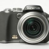 Olympus SP-550UZ - Aparat Foto compact Olympus, Bridge, 8 Mpx, 18x, 2.7 inch