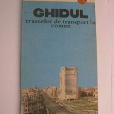 GHIDUL I.T.B. DIN 1982 - Ghid de calatorie