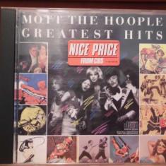 Mott The Hoople - Greatest Hits (1976) - Muzica Rock Columbia, CD