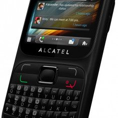 Telefon alcatel one touch 803, Negru, 16GB, Neblocat, 2.4'', Touchscreen+Taste