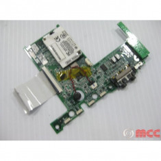 +682. vand ASUS M6800N AUDIO BOARD MODEM W MIC AND CABLE 08-20MN01219 - Placa de sunet laptop