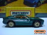 MATCHBOX-ASTON MARTIN DB 7 ++2000 DE LICITATII !!, 1:64