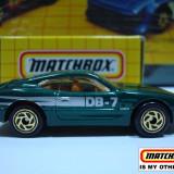 MATCHBOX-ASTON MARTIN DB 7 ++2000 DE LICITATII !!