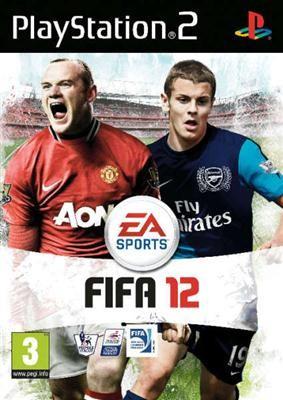 Fifa 12 PS2 foto