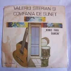 VALERIU STERIAN SI COMPANIA DE SUNET - NIMIC FARA  OAMENI , VINIL