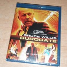 Film Bluray - Surogates, subtitrare romana, nou, sigilat - Film actiune