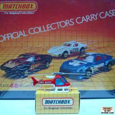MATCHBOX-HELICOPTER ++2000 DE LICITATII !! - Macheta auto Matchbox, 1:64