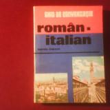 Haritina Gherman Ghid de conversatie roman-italian