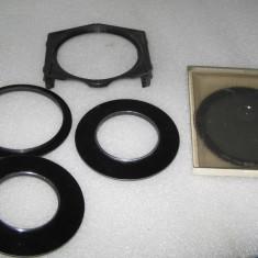 VAND SET COKIN CU 3 ADAPTOARE - Lentile conversie foto-video