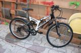 Vand Bicilete in stare foarte buna, MTB Full Suspension, Unisex, V-brake
