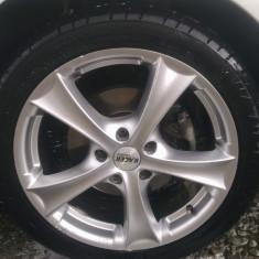 VAND SAU SCHIMB JANTE ALIAJ PE 17 CU CAUCIUCURI FOARTE BUNE - Janta aliaj Opel