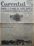 Ziarul Curentul , director Pamfil Seicaru , 12 mai 1942 , articole din razboi