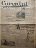 Ziarul Curentul , director Pamfil Seicaru , 4 mai 1942 , articole din razboi