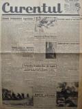 Ziarul Curentul , director Pamfil Seicaru , 9 mai 1942 , articole din razboi