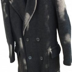 Palton barbati marimea 48 SUPER PRET --- PRET REDUS CU 30% ---, Culoare: Negru
