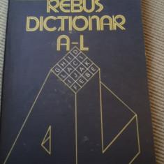 Nicolae Andrei Rebus Dictionar A L vol 1 carte hobby