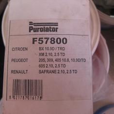 Filtru de motorina nou Puralotor model F57800 - Filtru motorina