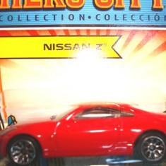 MATCHBOX-NISSAN 350 Z.++2100 DE LICITATII !! - Macheta auto Matchbox, 1:64